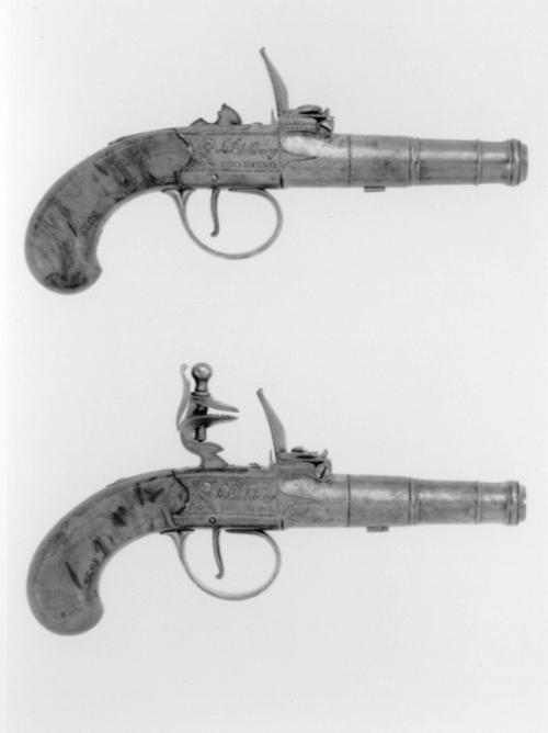 L. Blekberg pistoler